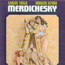 Comics : MERDICHESKY CARLOS TRILLO HORACIO ALTUNA TOUTAIN EDITOR. Lote 212389878