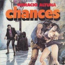 Comics : CHANCES HORACIO ALTUNA TOUTAIN EDITOR. Lote 212390105