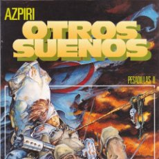 Comics : COMIC OTROS SUEÑOS PESADILLAS II AZPIRI TOUTAIN EDITOR. Lote 212463903