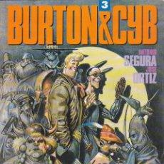 Cómics: COMIC BURTON & CYB Nº 3 TOUTAIN EDITOR. Lote 212514836