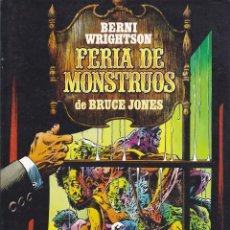 Fumetti: COMIC FERIA DE MONSTRUOS BRUCE JONES. Lote 212515123