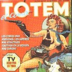 Fumetti: TOTEM EL COMIX.LOS COMICS MAS ATREVIDOS, LOS AUTORES MAS ATRACTIVOS. Nº 60. A-COMIC-5564. Lote 212720531