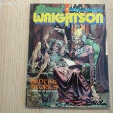 Comics: BADTIME STORIES. BERNI WRIGHTSON. TOUTAIN EDITOR. Lote 212820576