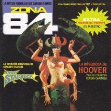 Comics : COMIC COLECCION ZONA 84 Nº 95. Lote 212990270