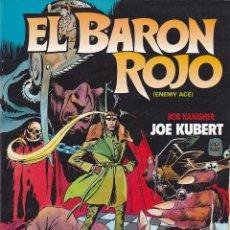 Cómics: COMIC EL BARON ROJO JOE KUBERT TOUTAIN EDITOR. Lote 212992905