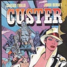 Cómics: COMIC CUSTER JORDI BERNET TOUTAIN EDITOR. Lote 213043598