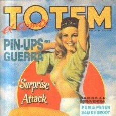Fumetti: TOTEM EL COMIX. PIN-UPS EN GUERRA. Nº 41. A-COMIC-5597. Lote 213104215