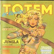 Fumetti: TOTEM EL COMIX. ADIOS A LA BIONDA. Nº 47. A-COMIC-5602. Lote 213106987