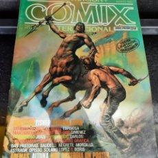 Cómics: CÓMIX INTERNACIONAL NUMERO 33. NO CONTIENE EL POSTER. Lote 213455972