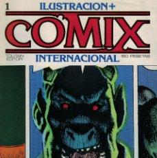 Cómics: COMIX INTERNACIONAL Nº 1. / TOUTAIN. Lote 213526542