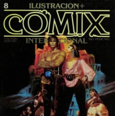 Cómics: COMIX INTERNACIONAL Nº 8. / TOUTAIN. Lote 213527177