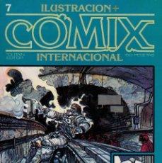 Cómics: COMIX INTERNACIONAL Nº 7. / TOUTAIN. Lote 213527237