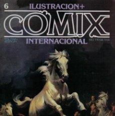Cómics: COMIX INTERNACIONAL Nº 6. / TOUTAIN. Lote 213527282
