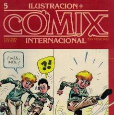 Cómics: COMIX INTERNACIONAL Nº 5. / TOUTAIN. Lote 213527327