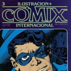 Cómics: COMIX INTERNACIONAL Nº 3. / TOUTAIN. Lote 213527431