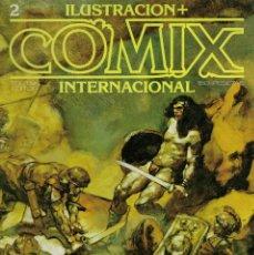 Comics: COMIX INTERNACIONAL Nº 2. / TOUTAIN. Lote 213527485