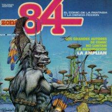 Cómics: ZONA 84 Nº 4. Lote 213528970