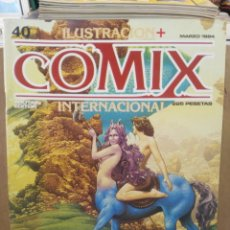 Cómics: COMIX INTERNACIONAL - Nº 40 - ED. TOUTAIN. Lote 213612348