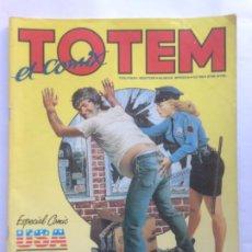 Cómics: TOTEM EL COMIX. Nº 19. ESPECIAL COMIC USA. TOUTAIN EDITOR.. Lote 213688298