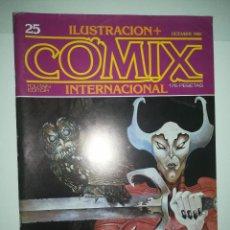Cómics: COMIX INTERNATIONAL #25. Lote 213734145