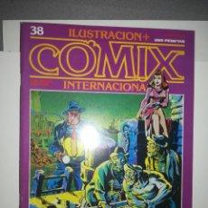Cómics: COMIX INTERNATIONAL #38. Lote 213734155