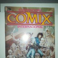 Cómics: COMIX INTERNATIONAL #28. Lote 213734157