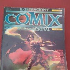 Cómics: RETAPADO ILUSTRACIÓN+COMIX Nº 32-36-40. Lote 213852587