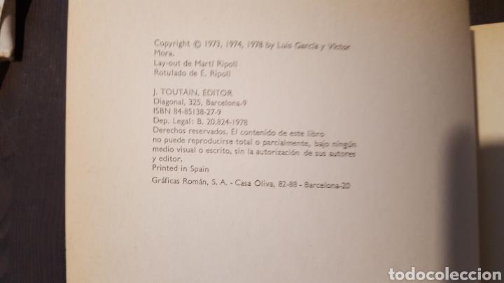 Cómics: Comic - LAS CRONICAS DEL SIN NOMBRE - LUIS GARCIA - VICTOR MORA (TOUTAIN) - Foto 6 - 213895070