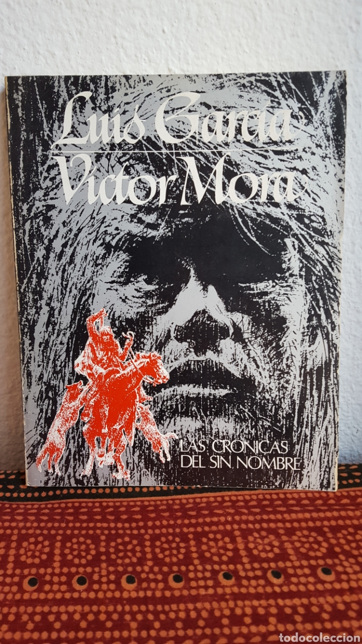 COMIC - LAS CRONICAS DEL SIN NOMBRE - LUIS GARCIA - VICTOR MORA (TOUTAIN) (Tebeos y Comics - Toutain - Álbumes)