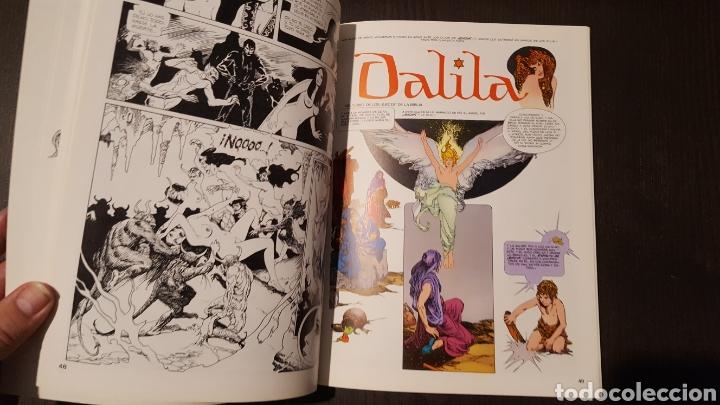 Cómics: Lote Esteban Maroto - Korsar, Mujeres fantasticas, En el nombre del diablo - Toutain Editor - Riego - Foto 7 - 213910026