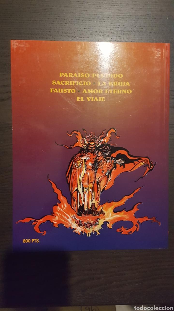 Cómics: Lote Esteban Maroto - Korsar, Mujeres fantasticas, En el nombre del diablo - Toutain Editor - Riego - Foto 9 - 213910026