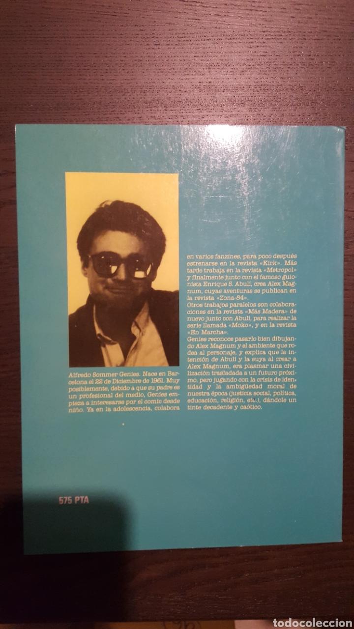 Cómics: Lote Jóvenes autores españoles - Toutain - Alfredo Genies, Rafa Negrete, Saladrigas - Foto 3 - 213912221