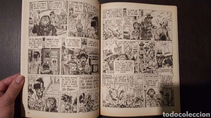 Cómics: Lote Jóvenes autores españoles - Toutain - Alfredo Genies, Rafa Negrete, Saladrigas - Foto 10 - 213912221