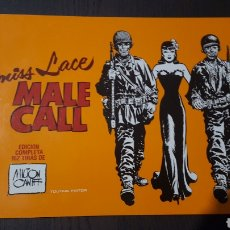 Cómics: COMIC - MISS LACE - MALE CALL - MILTON CANIFF - TOUTAIN - INTEGRAL. TIRAS SEMANALES - 1982. Lote 214130583