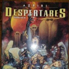 Comics : DESPERTARES (PESADILLAS III). ALFONSO AZPIRI. TOUTAIN EDITOR. Lote 214148315