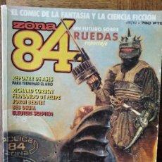 Cómics: ZONA 84 TOMO RETAPADO CON LOS NUMEROS 80, 81, & 82. Lote 215880363