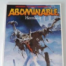 Comics : ABOMINABLE - HERMANN - GRANDES AUTORES EUROPEOS 11. Lote 216374727