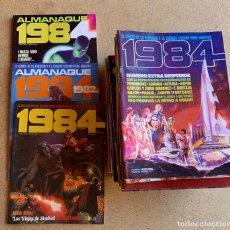 Cómics: COMIC 1984 .TOUTAIN EDITOR . 38 NUMEROS .. Lote 216384235