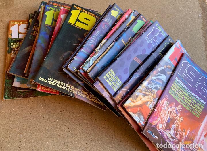 Cómics: COMIC 1984 .TOUTAIN EDITOR . 38 NUMEROS . - Foto 2 - 216384235