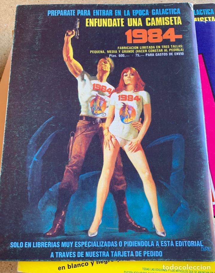 Cómics: COMIC 1984 .TOUTAIN EDITOR . 38 NUMEROS . - Foto 9 - 216384235