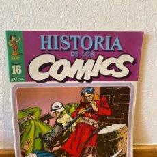 Fumetti: HISTORIA DE LOS CÓMICS NÚMERO 16. Lote 216447516