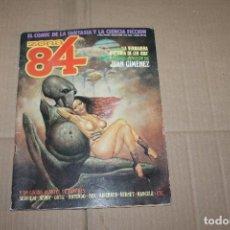 Cómics: ZONA 84 Nº 43, DE TOUTAIN EDITOR. Lote 216475295