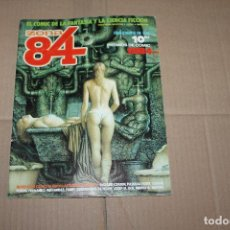 Fumetti: ZONA 84 Nº 58, DE TOUTAIN EDITOR. Lote 216475355