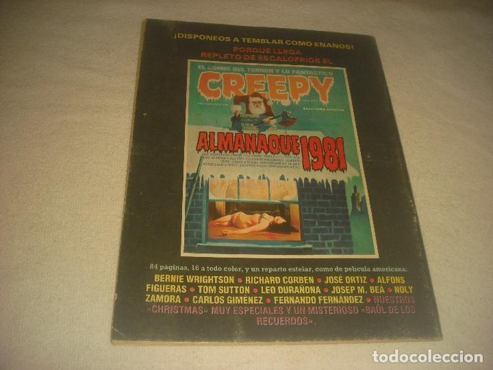 Cómics: CREEPY N. 20 . SIGUR EL VIKINGO - Foto 2 - 216730047