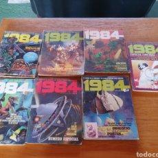 Comics : 13, 1984, EL MEJOR CÓMIC DE FANTASIA Y CIENCIA FICCIÓN PARA ADULTOS, DIVERSOS ESTADOS.. Lote 216843758