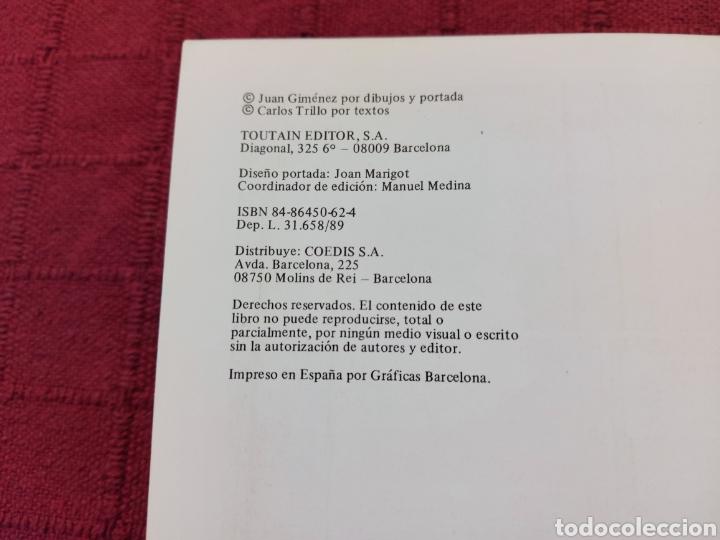 Cómics: BASURA- JUAN GIMENEZ -CARLOS TRILLO- TOUTAIN EDITOR ,COMIC DE CIENCIA FICCIÓN - Foto 9 - 216860463