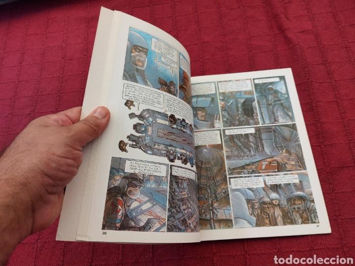 Cómics: BASURA- JUAN GIMENEZ -CARLOS TRILLO- TOUTAIN EDITOR ,COMIC DE CIENCIA FICCIÓN - Foto 11 - 216860463