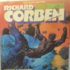 Comics : RICHARD CORBEN BLOODSTAR OBRAS COMPLETAS 7. Lote 217106360