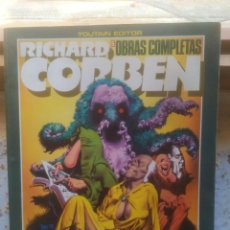 Fumetti: RICHARD CORBEN OBRAS COMPLETAS Nº 5 UNDERGROUND 2 TOUTAIN. Lote 217106676