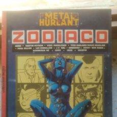 Cómics: METAL HURLANT COLECCION NEGRA Nº 19 ZODIACO 1984. Lote 217107807